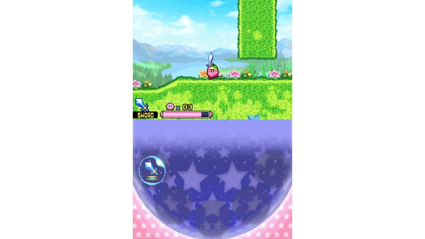 Kirby Mouse Attack DS 25