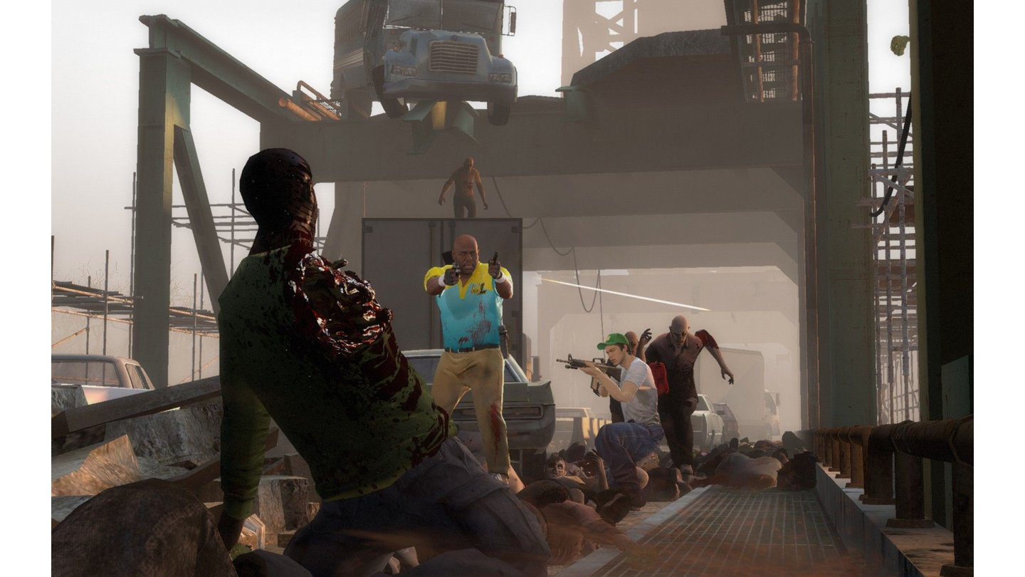 Left 4 Dead 2 - E3-Screenshots