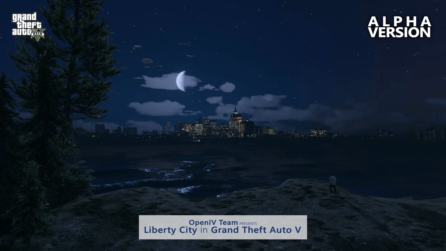 Liberty City in GTA 5 - Screenshots