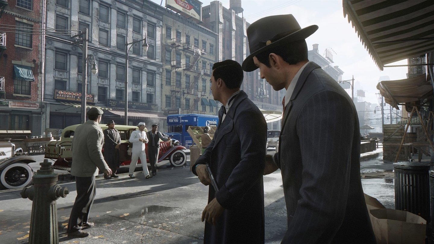 Mafia 1: Definitive Edition - Leak
