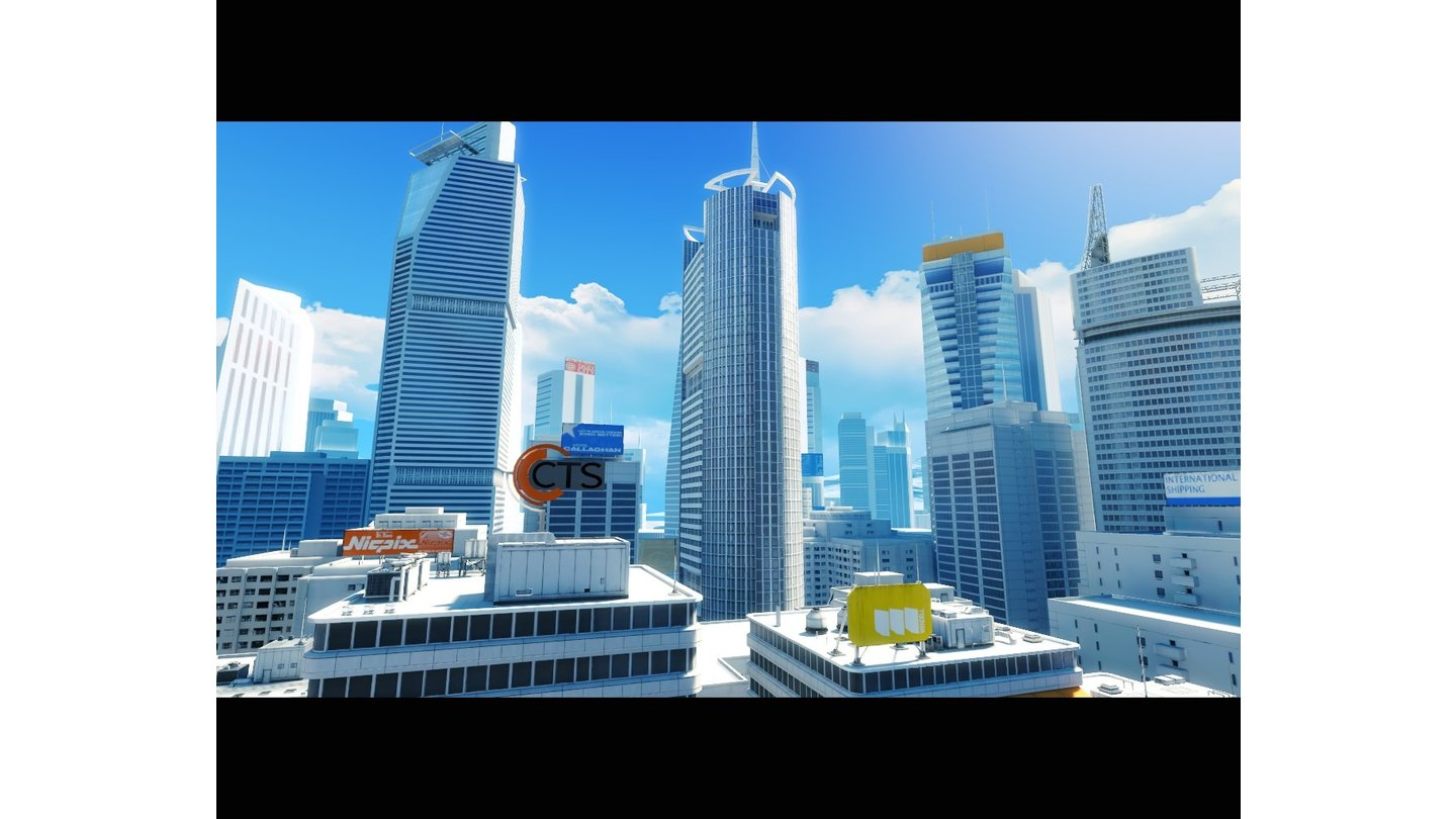 Mirror's Edge PC-Screenshots