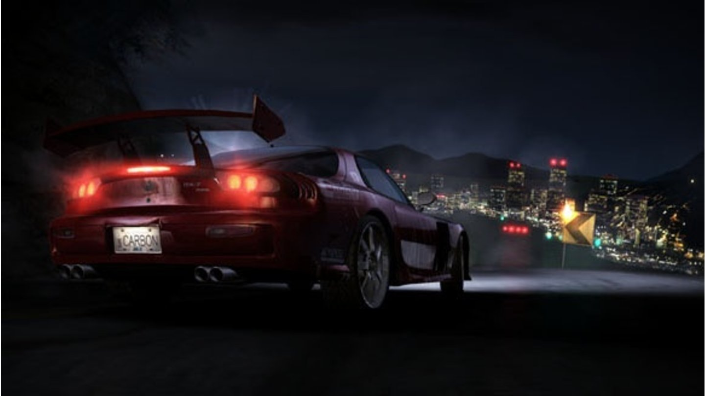 Need for Speed Carbon 16