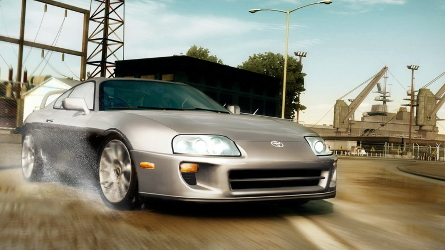 Need for Speed: Undercover - '98 Toyota Supra $25,000, Twin Turbo, AWD, 320hp