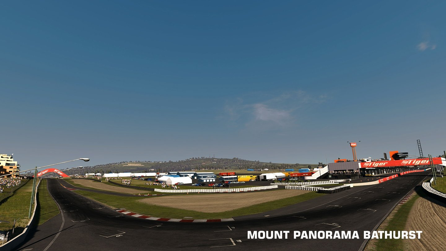 Project Cars - Mount Panoram