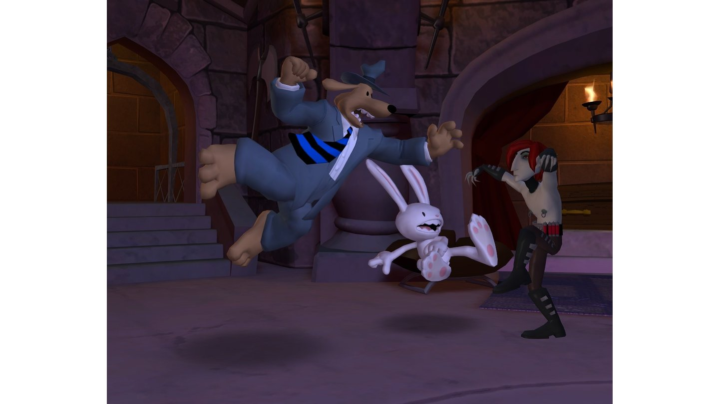 Sam & Max Night of the Raving Dead 11