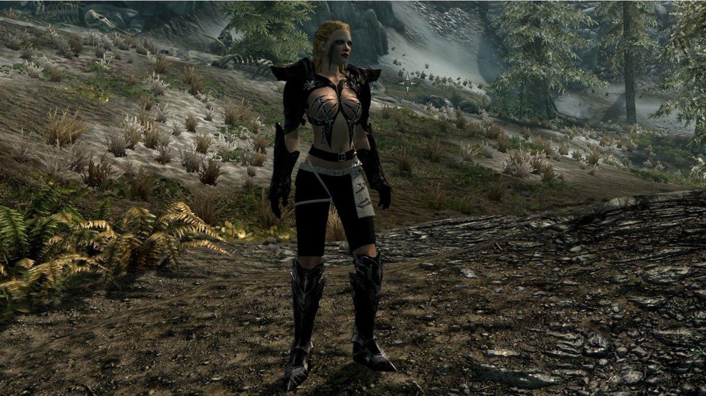 The Elder Scrolls 5 Skyrim Sexy Schwere Rüstungs Mods