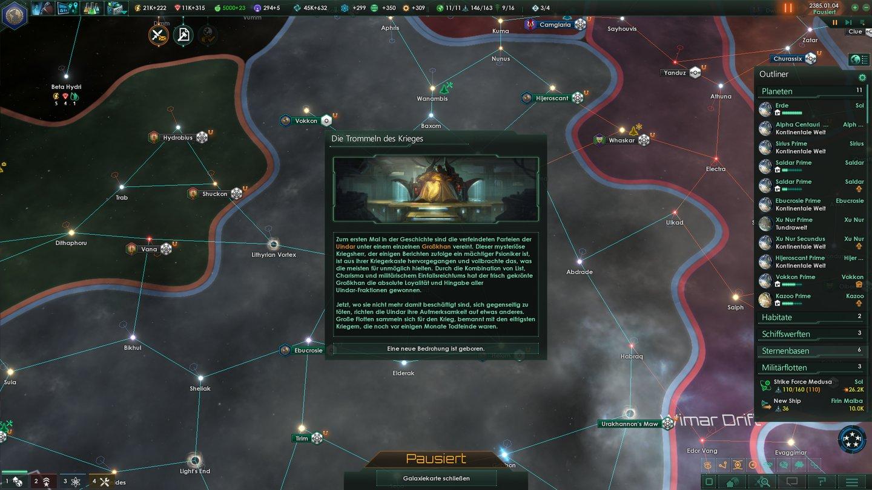 Stellaris: Apocalypse - Screenshots