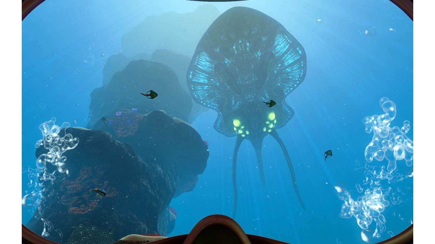 Subnautica - Screenshots zum H2.0-Update