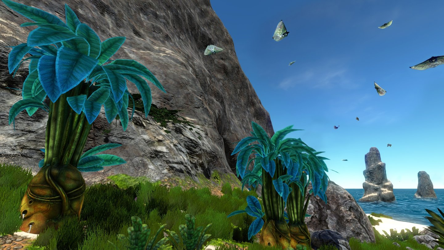 Subnautica - Screenshots zum Seamoth-Update