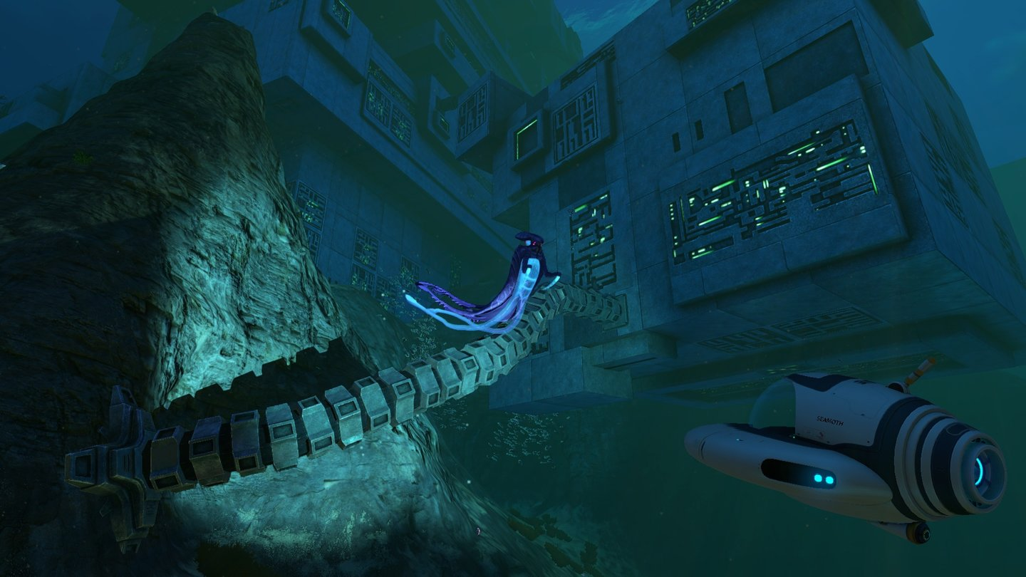 Subnautica - Screenshots zum Precursor-Update