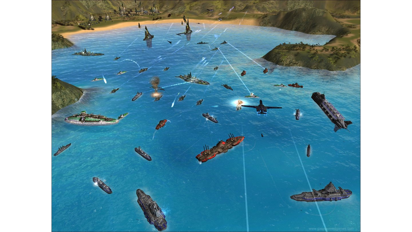 Supreme Commander: Forged Alliance 18