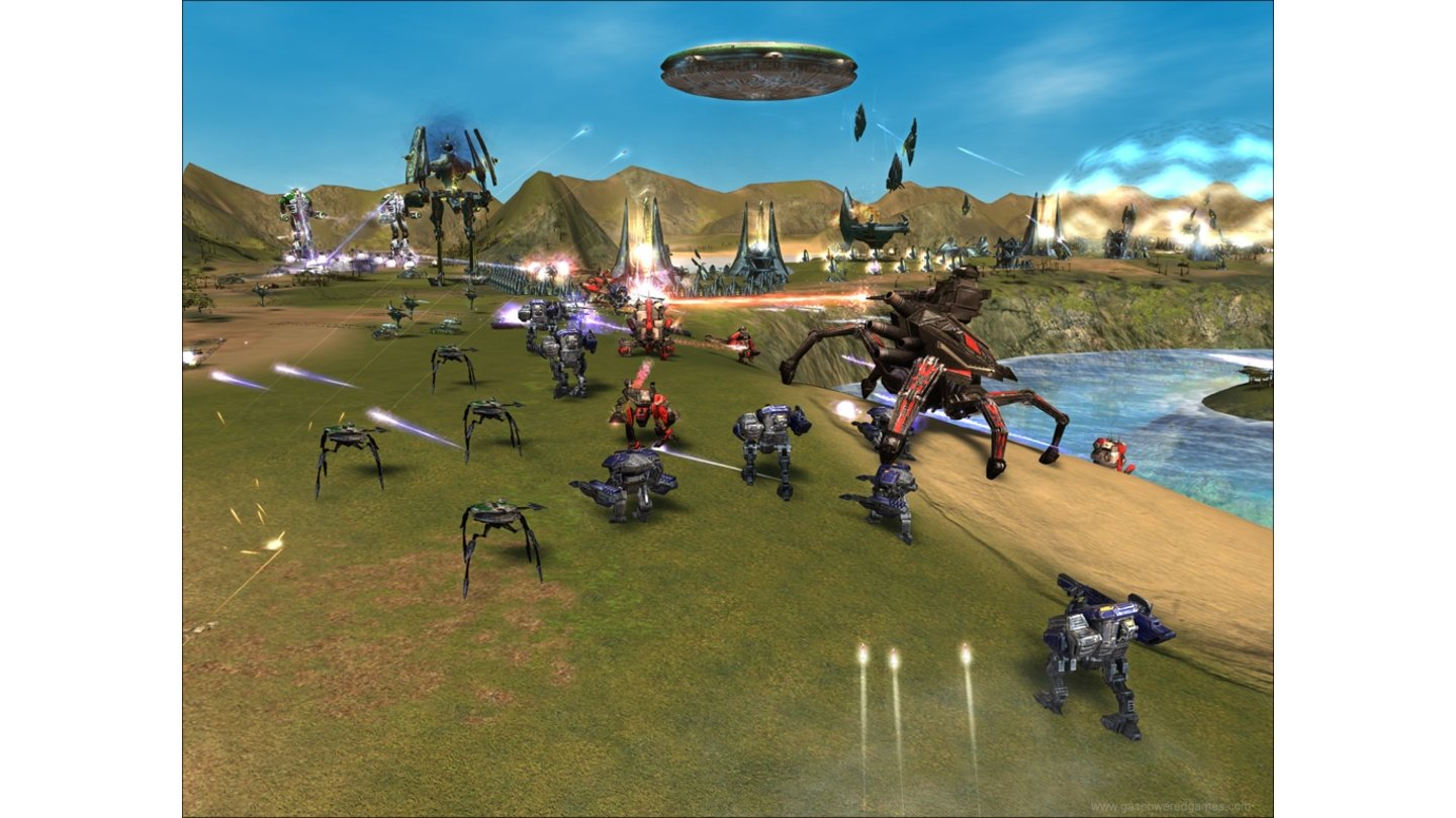 Supreme Commander: Forged Alliance 7
