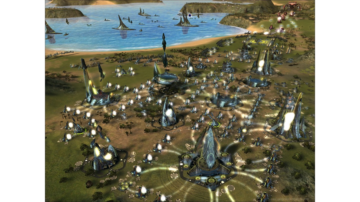 Supreme Commander: Forged Alliance 8