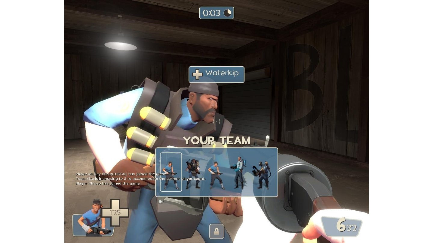 Team Fortress 2: Luberyard