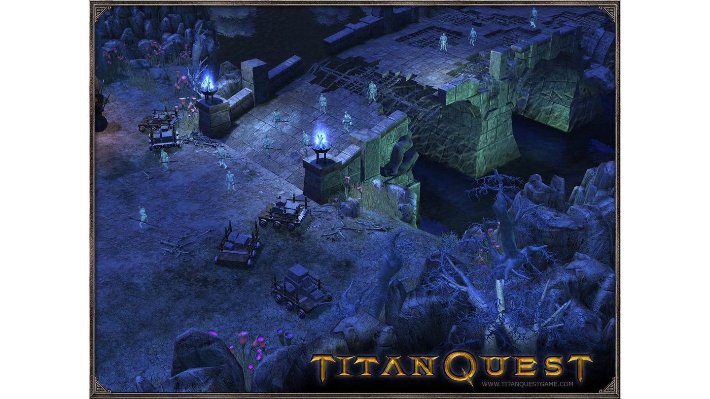 Titan Quest: Immortal Throne 5