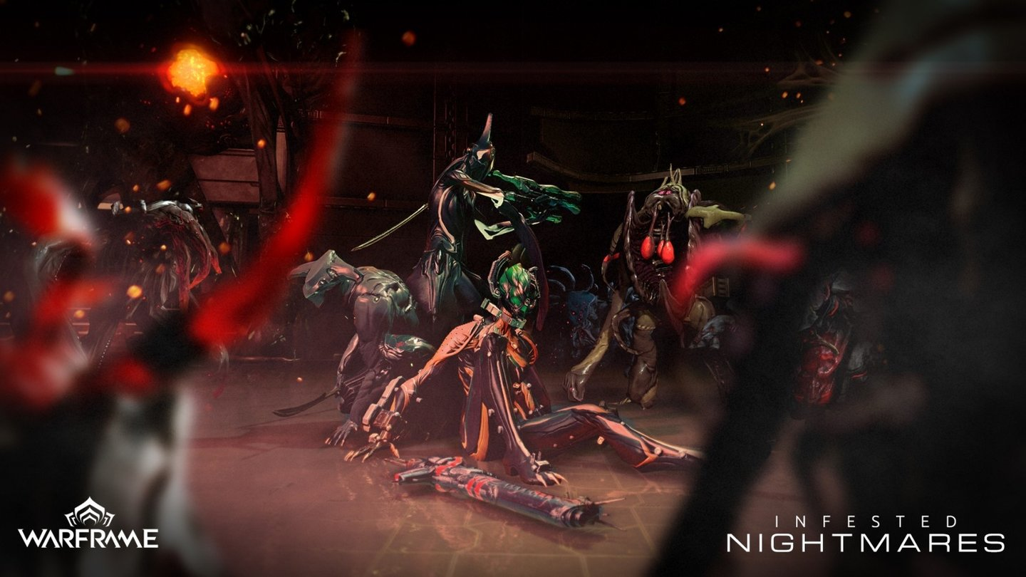 Warframe - Infested Nightmares Event