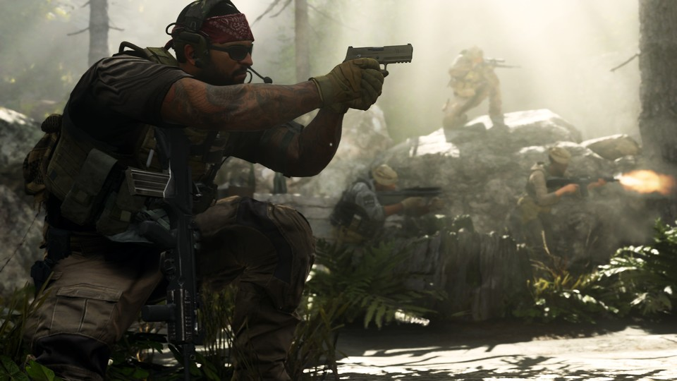 Call of Duty: Modern Warfare zeigt endlich neue Modi, Maps und Multiplayer-Features.
