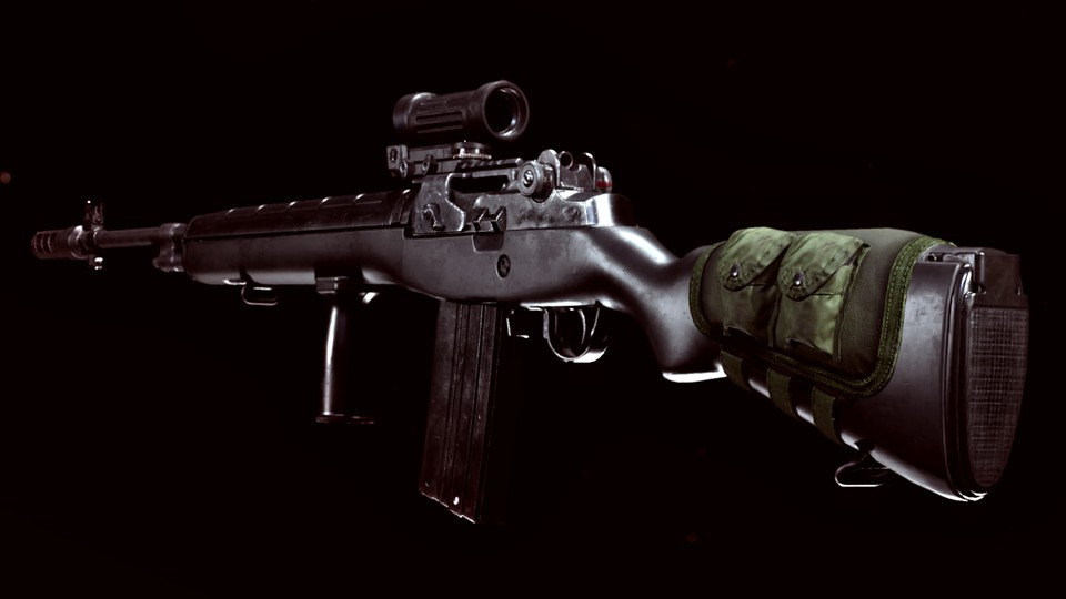 The DMR-14 from Black Ops: Cold War has been one of the most powerful weapons in Warzone so far.  How the sniper rifle will perform after the latest patch will only show with time.