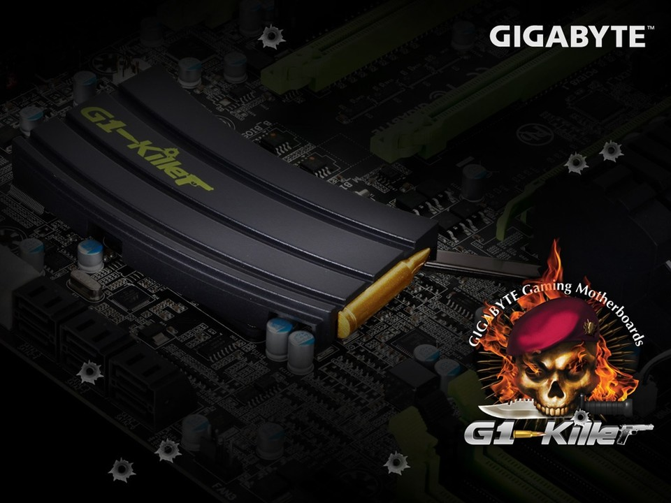 Gigabyte G1-Killer