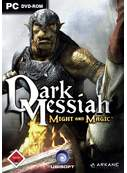 Cover zu Dark Messiah of Might & Magic
