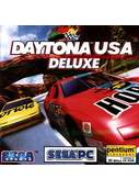 Cover zu Daytona USA Deluxe
