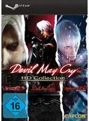Cover zu Devil May Cry HD Collection
