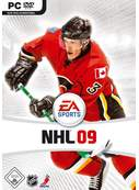 Cover zu NHL 09