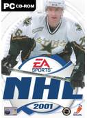 Cover zu NHL 2001