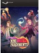 Cover zu Nine Parchments