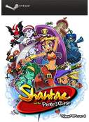 Cover zu Shantae and the Pirate's Curse