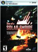 Cover zu Sins of a Solar Empire - Trinity