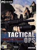 Cover zu Tactical Ops: Assault on Terror