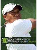 Cover zu Tiger Woods PGA Tour Online