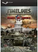 Cover zu Timelines: Assault on America