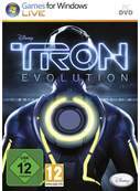 Cover zu Tron: Evolution