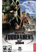 Cover zu Unreal Tournament 2004
