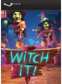 Cover zu Witch It