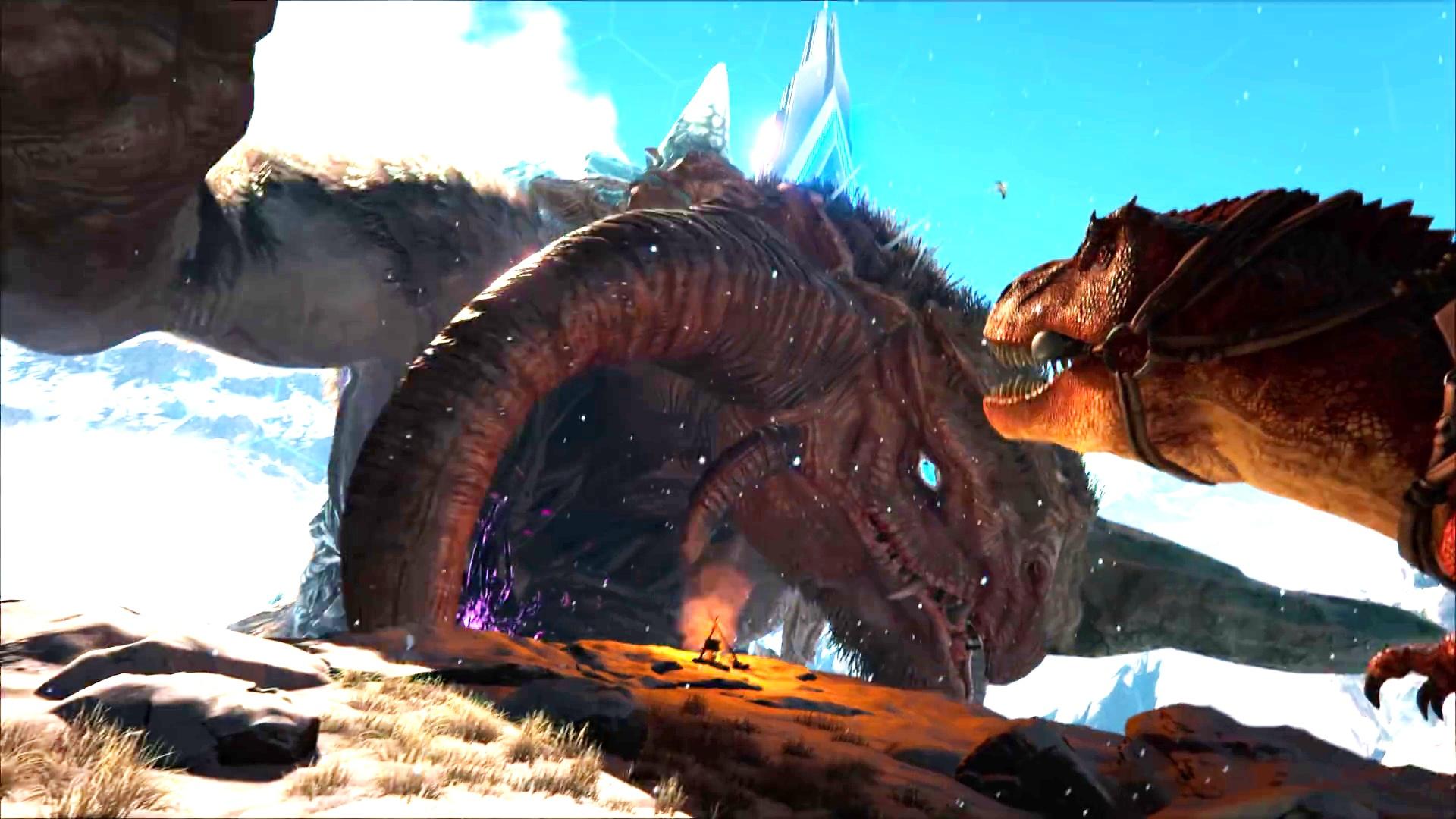 Ark: Survival Evolved - Trailer zum Extinction-DLC zeigt unsere Erde und  gigantische Titanen