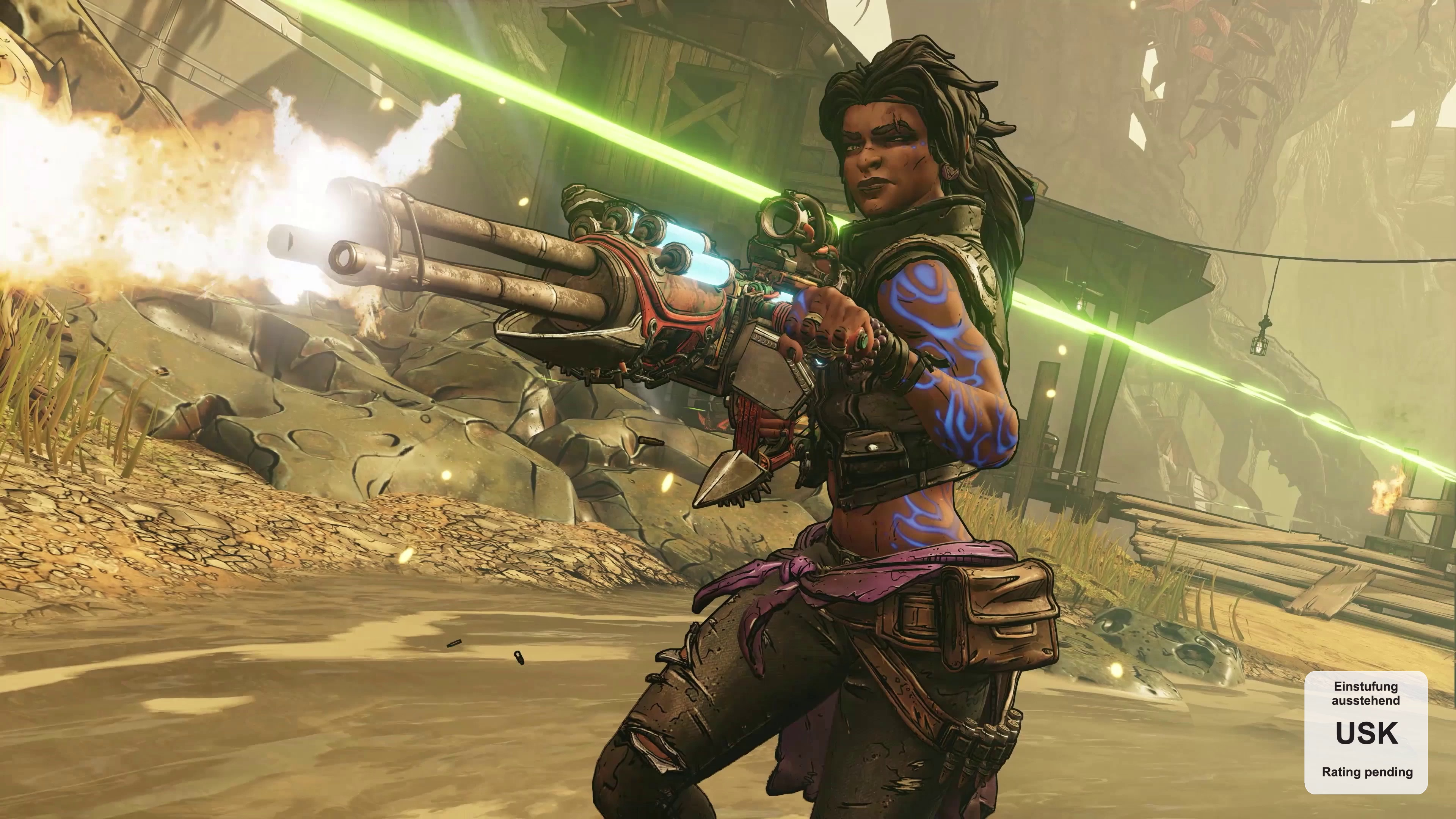 Borderlands 3 – Release in September and exclusively for the