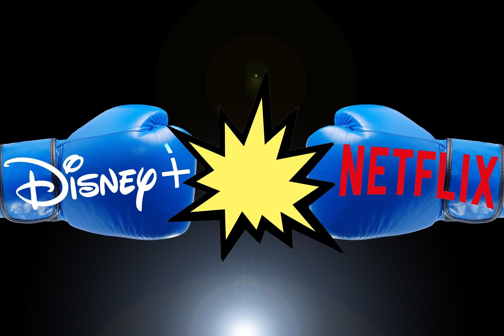 Disney Plus schafft in 5 Monaten, wofür Netflix Jahre gebraucht hat