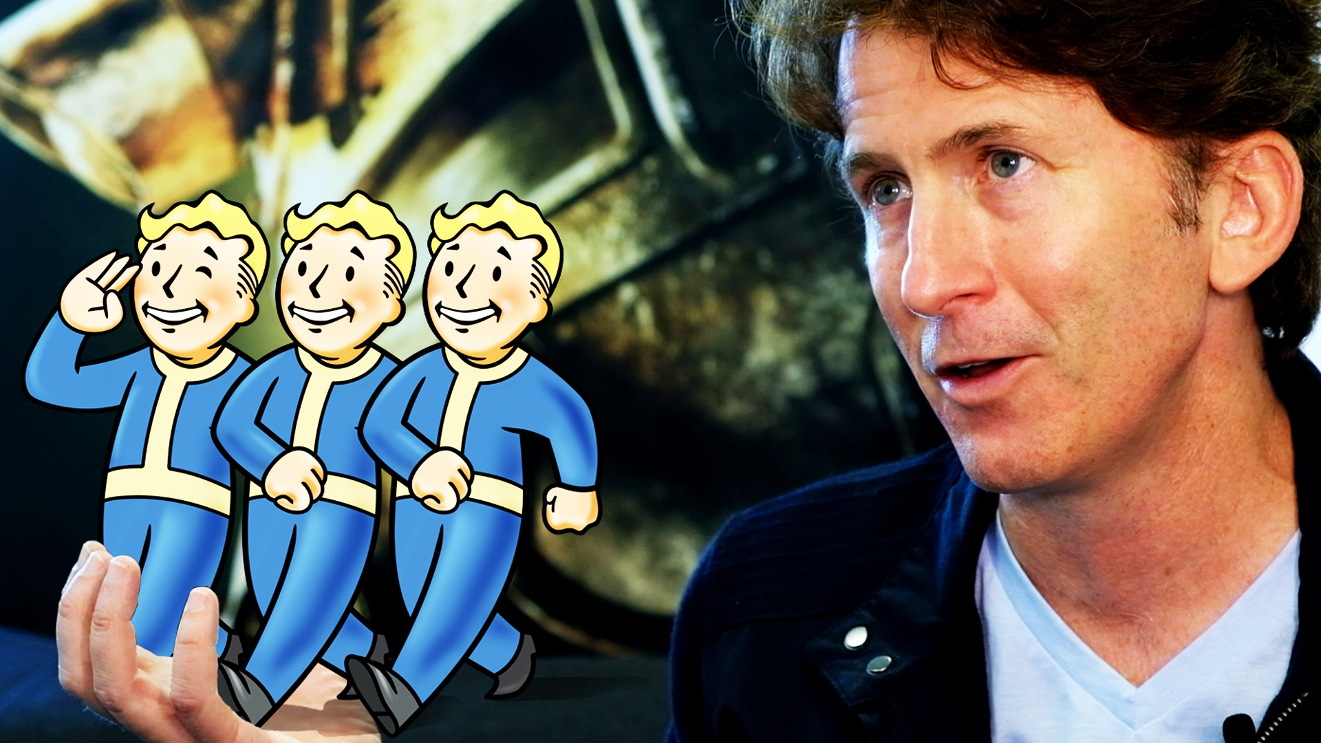 Fallout 76 Interview Todd Howard über Story Quests Pvp Gamestar Tv