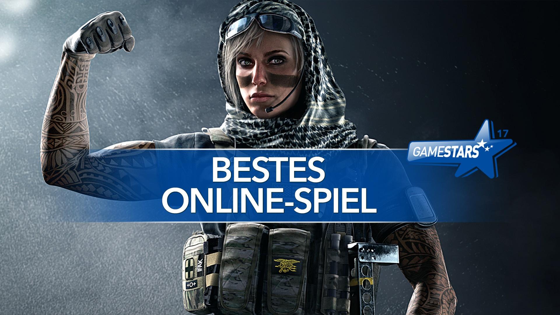 Bestes Online Spiel 2017