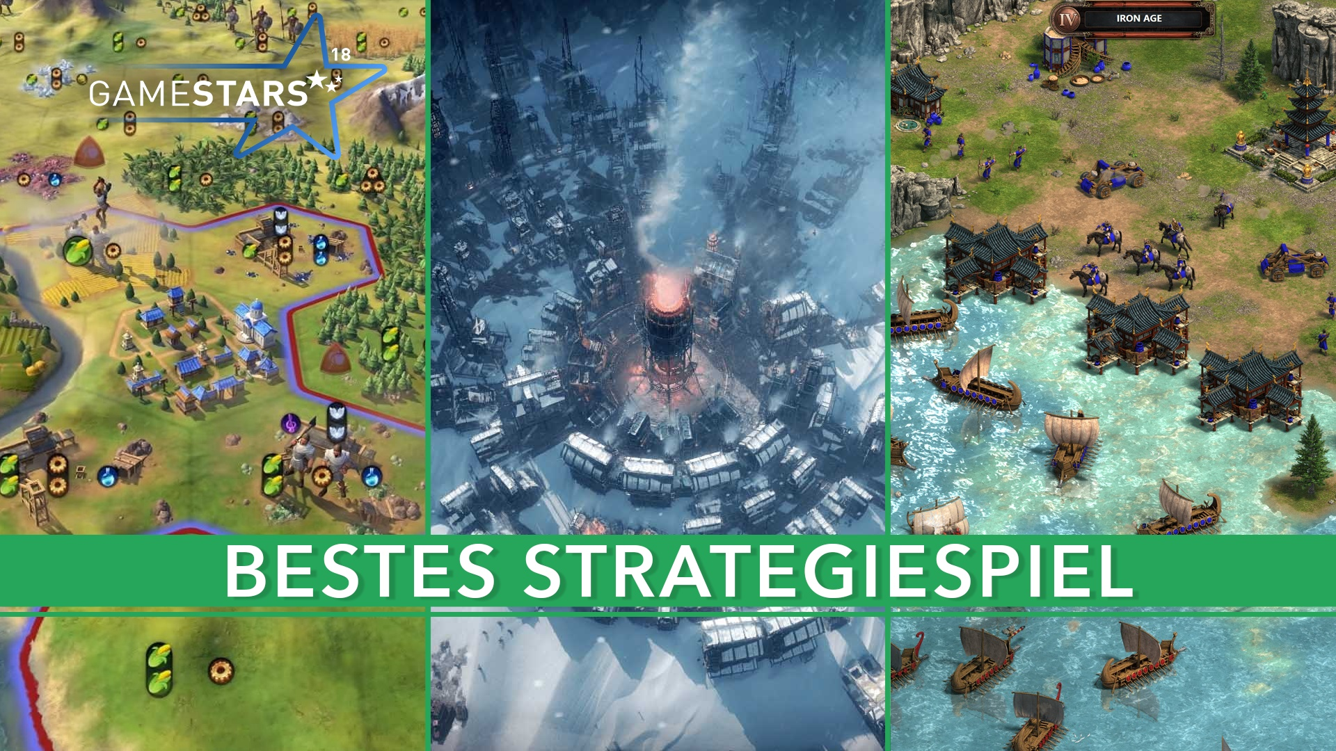 Strategiespiele Charts