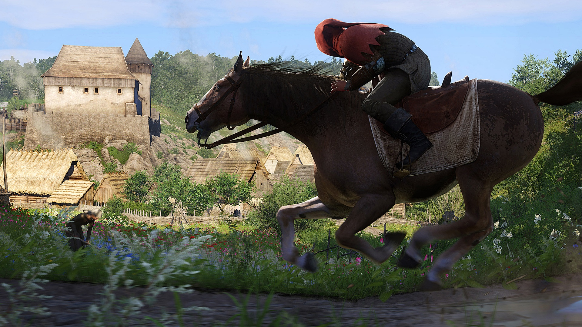 Kingdom Come Karte Komplett.Kingdom Come Deliverance Game Of The Year Edition Mit