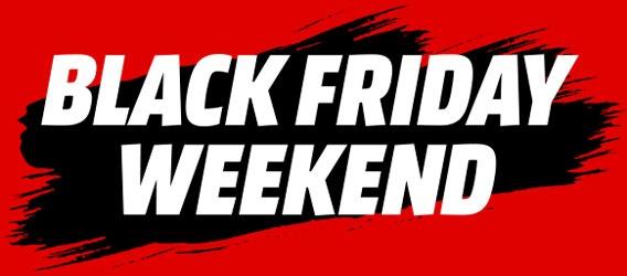 MediaMarkt-Logo Black Friday