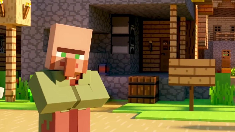 Viele Spieler züchten in Minecraft Menschen - aber warum eigentlich?