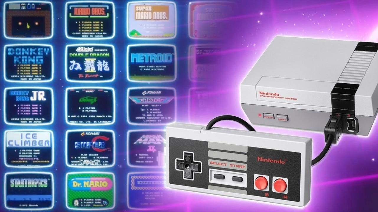 Nintendo Classic Mini - NES-Neuauflage mit Retro-Feeling am Bildschirm