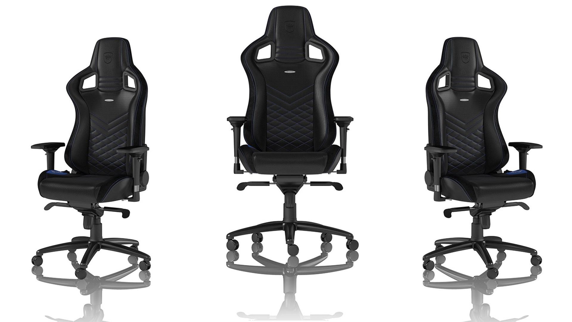 Noblechairs Epic Gaming Stuhl Premium Stuhl Für Profi Gamer