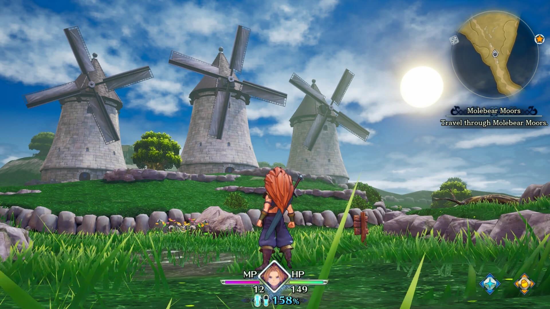 Trials of Mana: Remake - Screenshots
