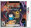 Cover zu Adventure Time: Explore the Dungeon Because I DON'T KNOW! - Nintendo 3DS
